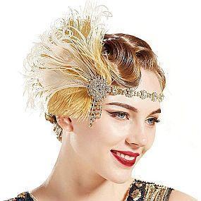 Gouden hoofdband